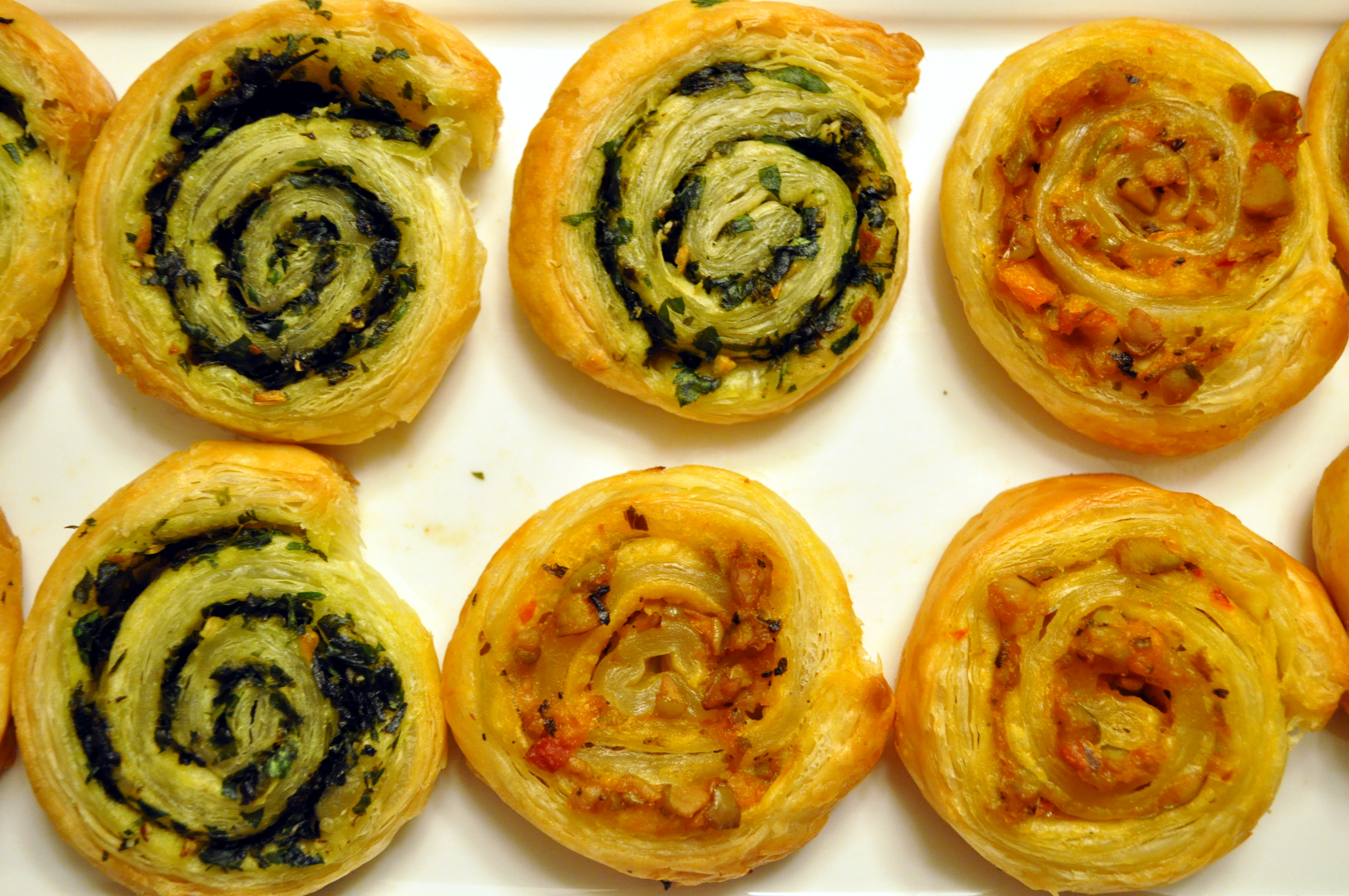Puff Pastry Appetizer Points Plus Daily Homemade